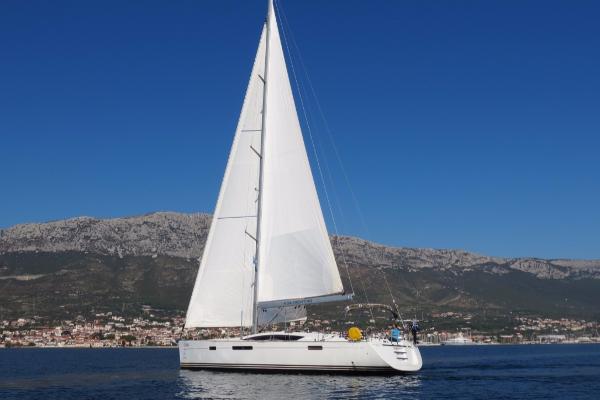 Jeanneau 57 Jeanneau 57 (2011) 'Oceanica'