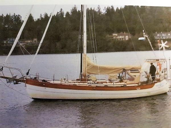 Hans Christian 38t 1981 Hans Christian 38T