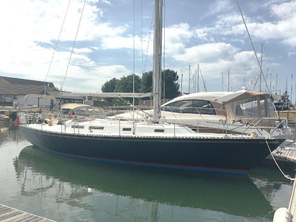J Boats J/42 Jezebel