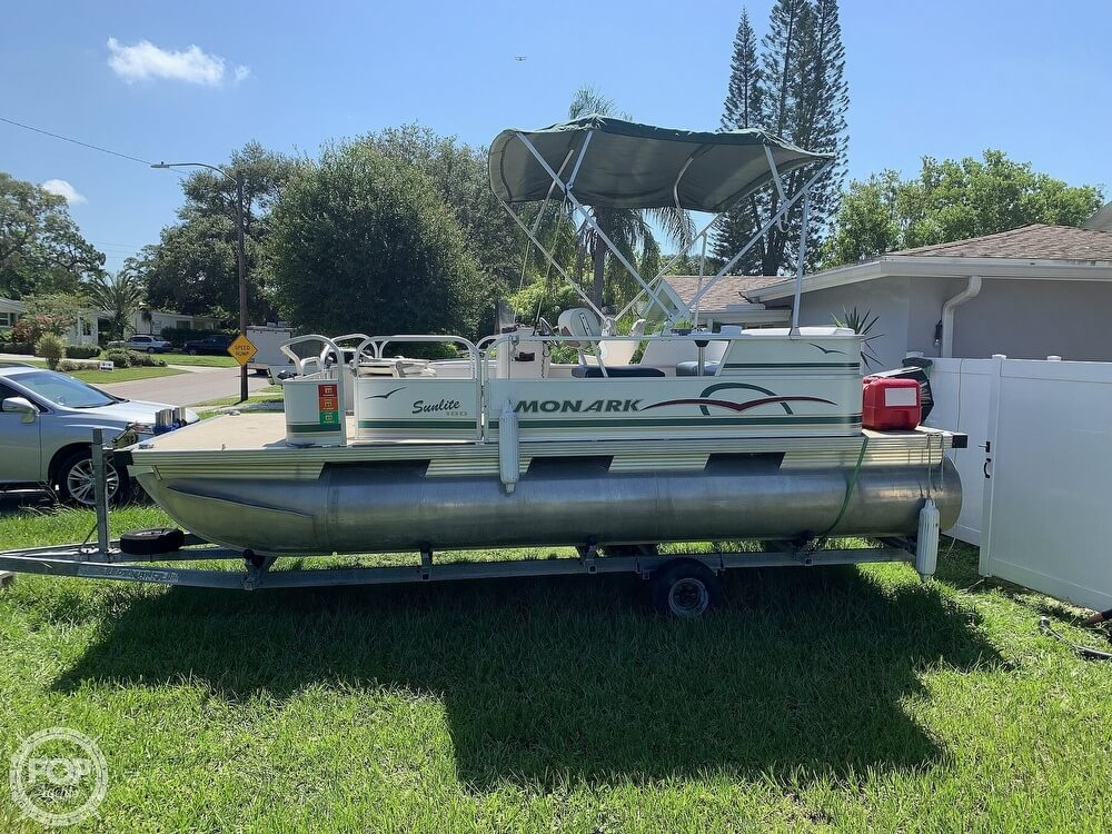 Starcraft Monarch Sunlight 180 1997 Starcraft Monarch Sunlight 180 for sale in Saint Petersburg, FL