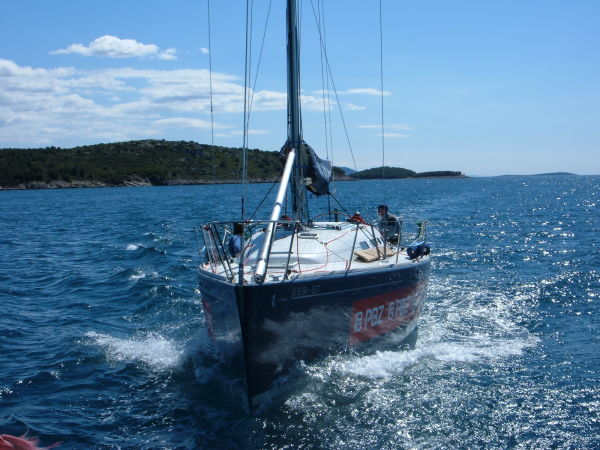 Beneteau First 40.7 Photo 1