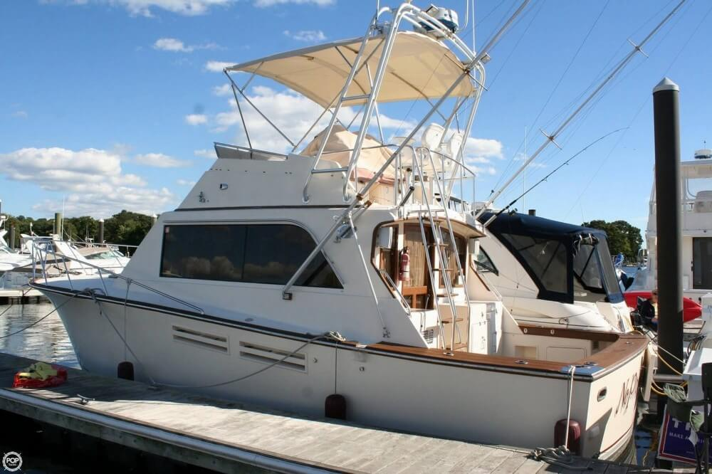 Pace 36 Egg Harbor Sportfisherman 1989 Pace 36 Egg Harbor Sportfisherman for sale in Warwick, RI
