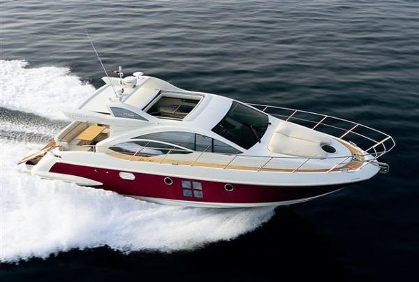 Azimut 43S Motor Yacht Sister boat