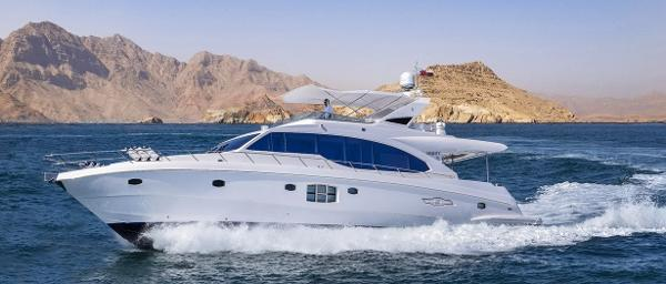 Majesty Yachts Majesty 70 Manufacturer Provided Image