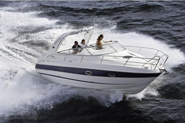 Bavaria Motor Boats 30 Sport Manufacturer Provided Image