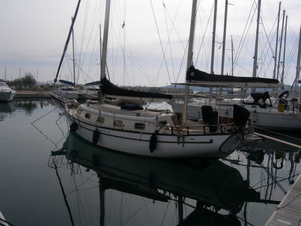 Taiwan Clipper Magellan Ketch 36 Photo 1