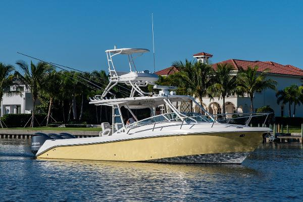 Everglades Express 350 LX Triple Threat