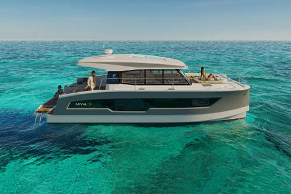 Fountaine Pajot MY4S Fountaine Pajot MY4S