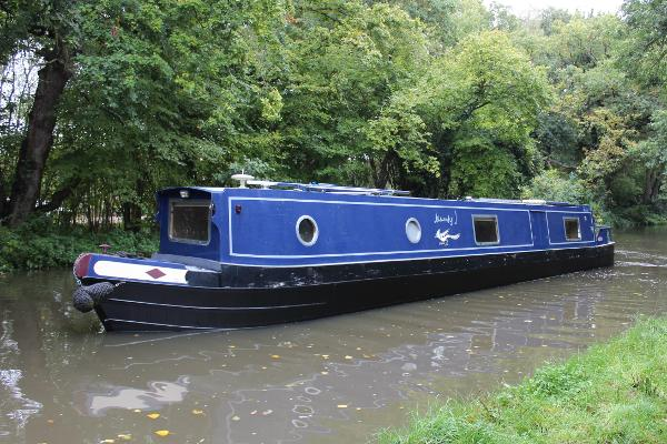 Narrowboat 50' Cruiser Stern