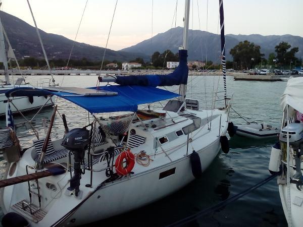 Beneteau Oceanis 320 Used Beneteau Oceanis 320 for sale in Greece