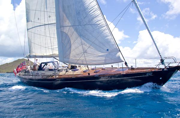 Custom Alloy 72 Sloop Alloy 72 Sloop