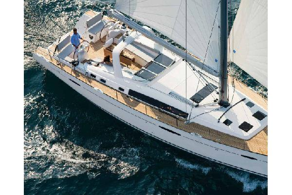 Beneteau Oceanis 58 Manufacturer Provided Image