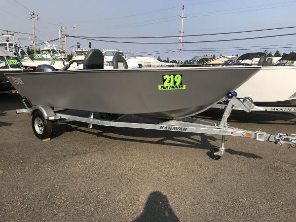 Rh Boats 16' Pro-V