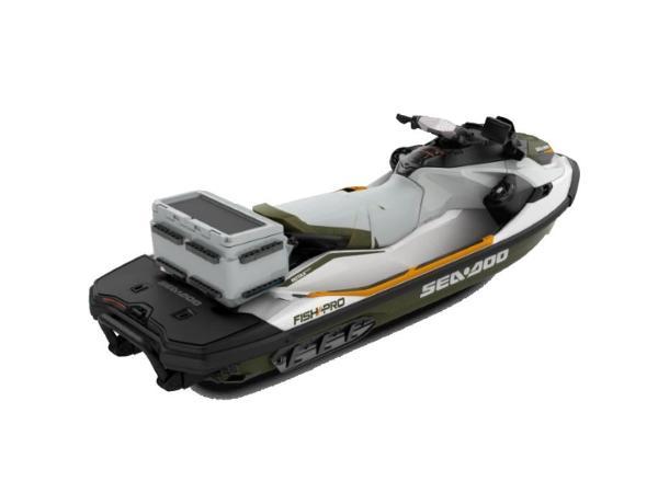 Sea-Doo Fish Pro™ IBR & Sound System