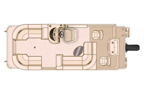 Sunchaser Classic Fish 8524 Cruise-N-Fish