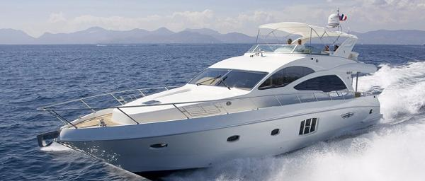 Majesty Yachts Majesty 63 Manufacturer Provided Image