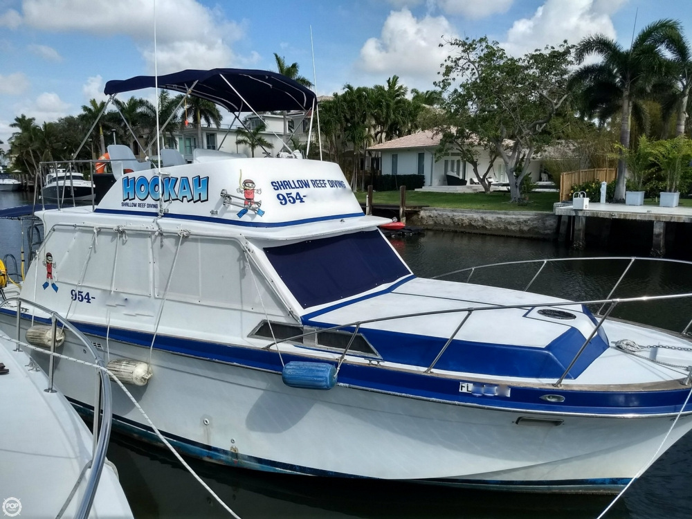 Uniflite 34 SPORTFISH 1973 Uniflite 34 Sportfish for sale in Fort Lauderdale, FL
