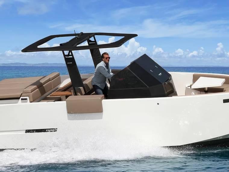De Antonio Yachts De antonio D28 open