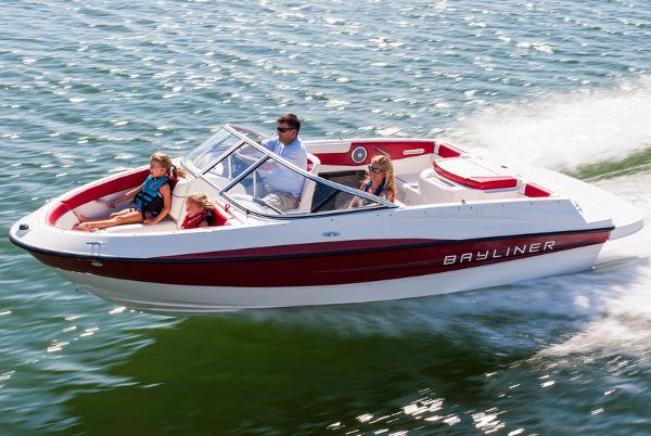 Bayliner 185 Bowrider Manufacturer Provided Image
