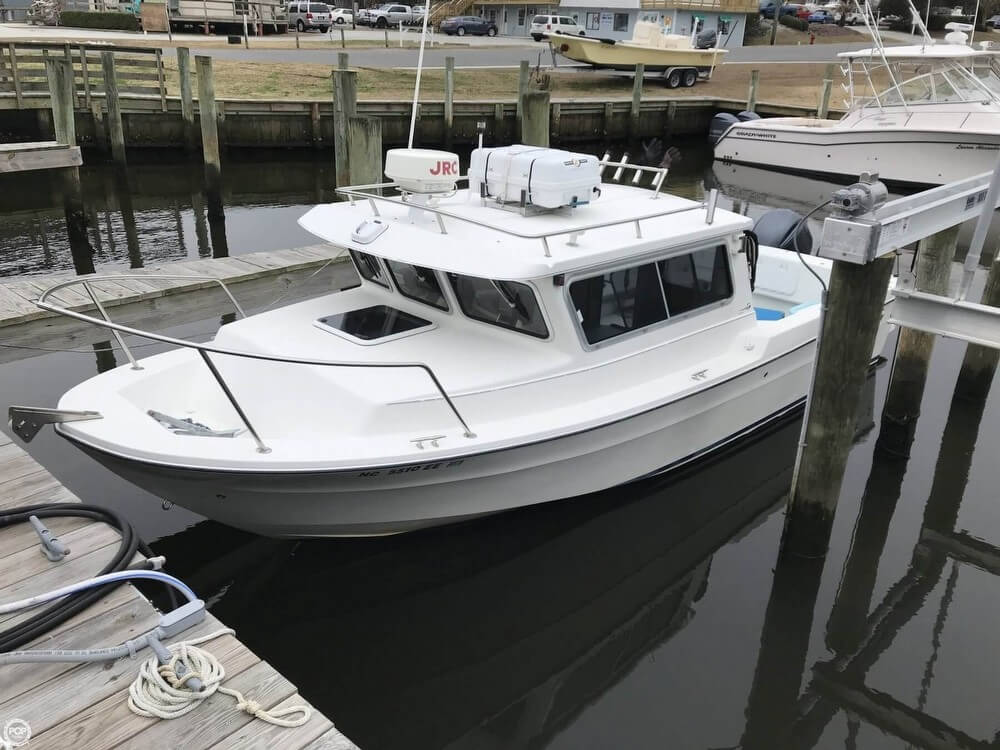 Sea Sport 2400 XL 2015 twin Yamahas (low hours) 2004 Sea Sport 24 for sale in Wells, ME