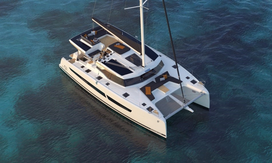 Fountaine Pajot New 51- Navigare Yacht Investment Fountaine Pajot New 51