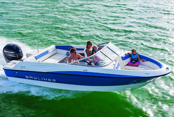 Bayliner 190 Bowrider Manufacturer Provided Image
