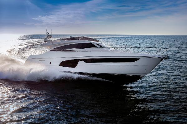 Ferretti Yachts 650 Manufacturer Provided Image: Ferretti 650