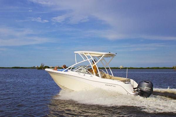 Sea Fox 226 Traveler