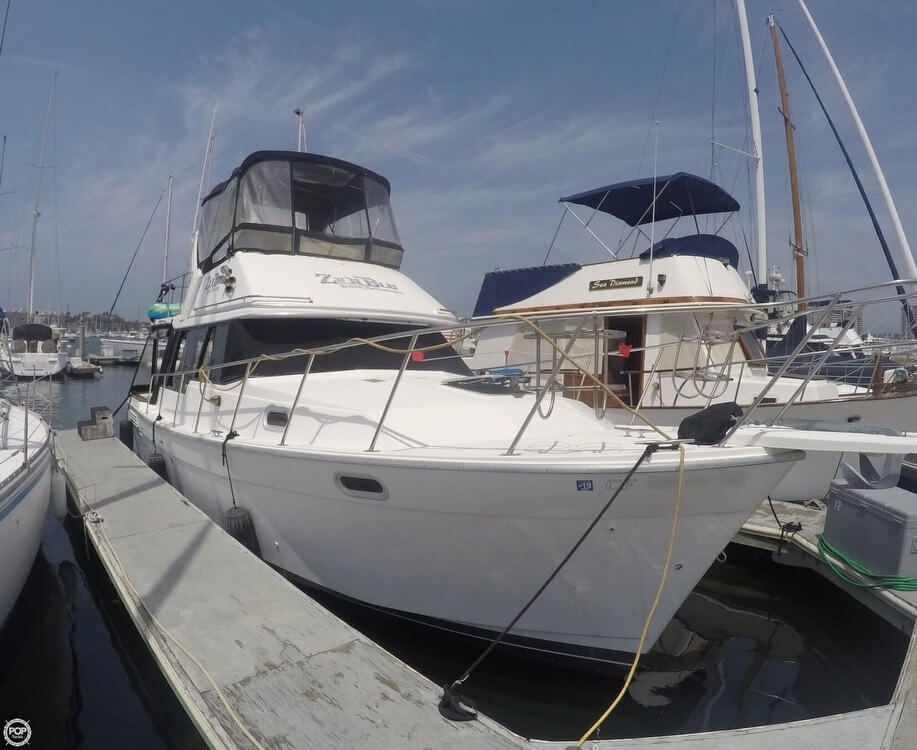 Bayliner 3288 Motoryacht 1991 Bayliner 38 for sale in Marina Del Rey, CA