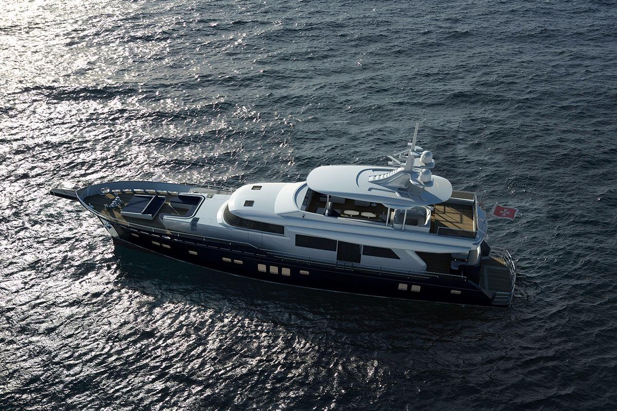 Boatyard AvA Yachts