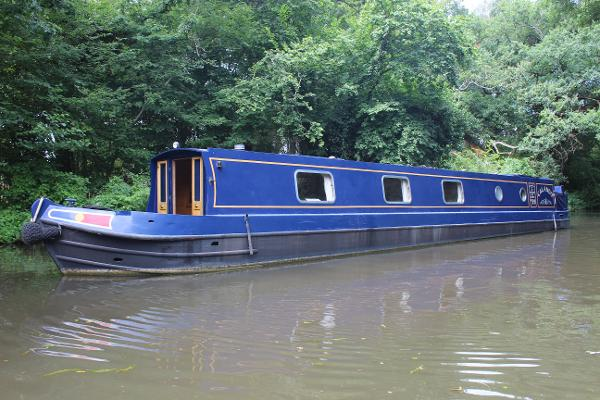 Narrowboat 57' Northwich Boat Company