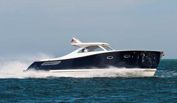 Knierim Yachtbau Classic 33 Grand Azur