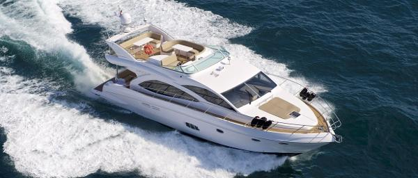 Majesty Yachts Majesty 56 Manufacturer Provided Image