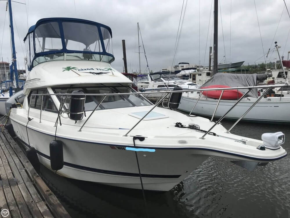 Bayliner 288 Discovery 2003 Bayliner 288 CB for sale in Seattle, WA