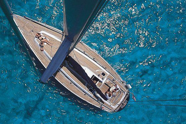 Grand Soleil 46.3 Manufacturer Provided Image: Aerial View