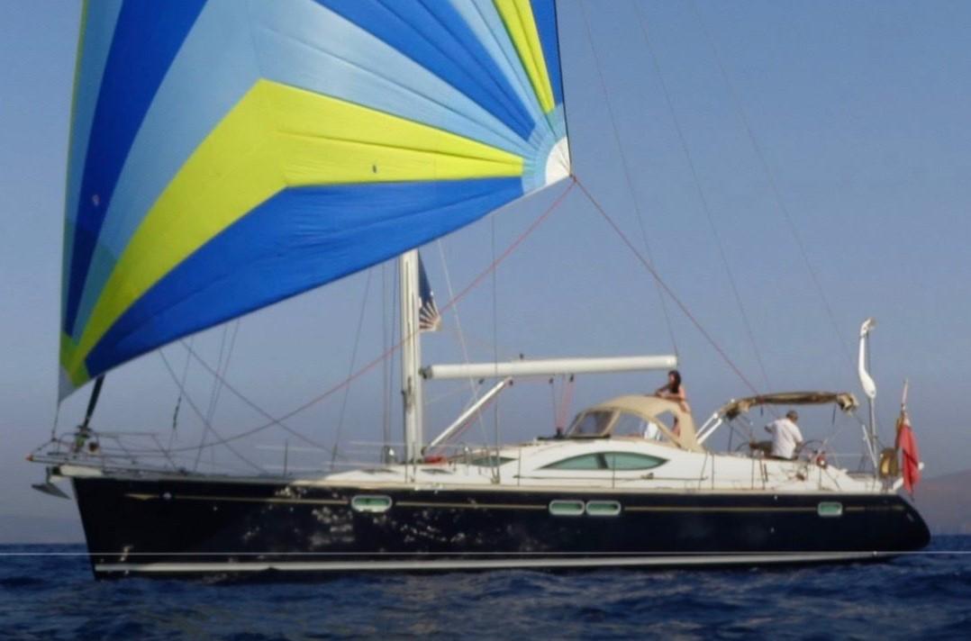 Jeanneau Sun Odyssey 54 DS Jeanneau 54 DS