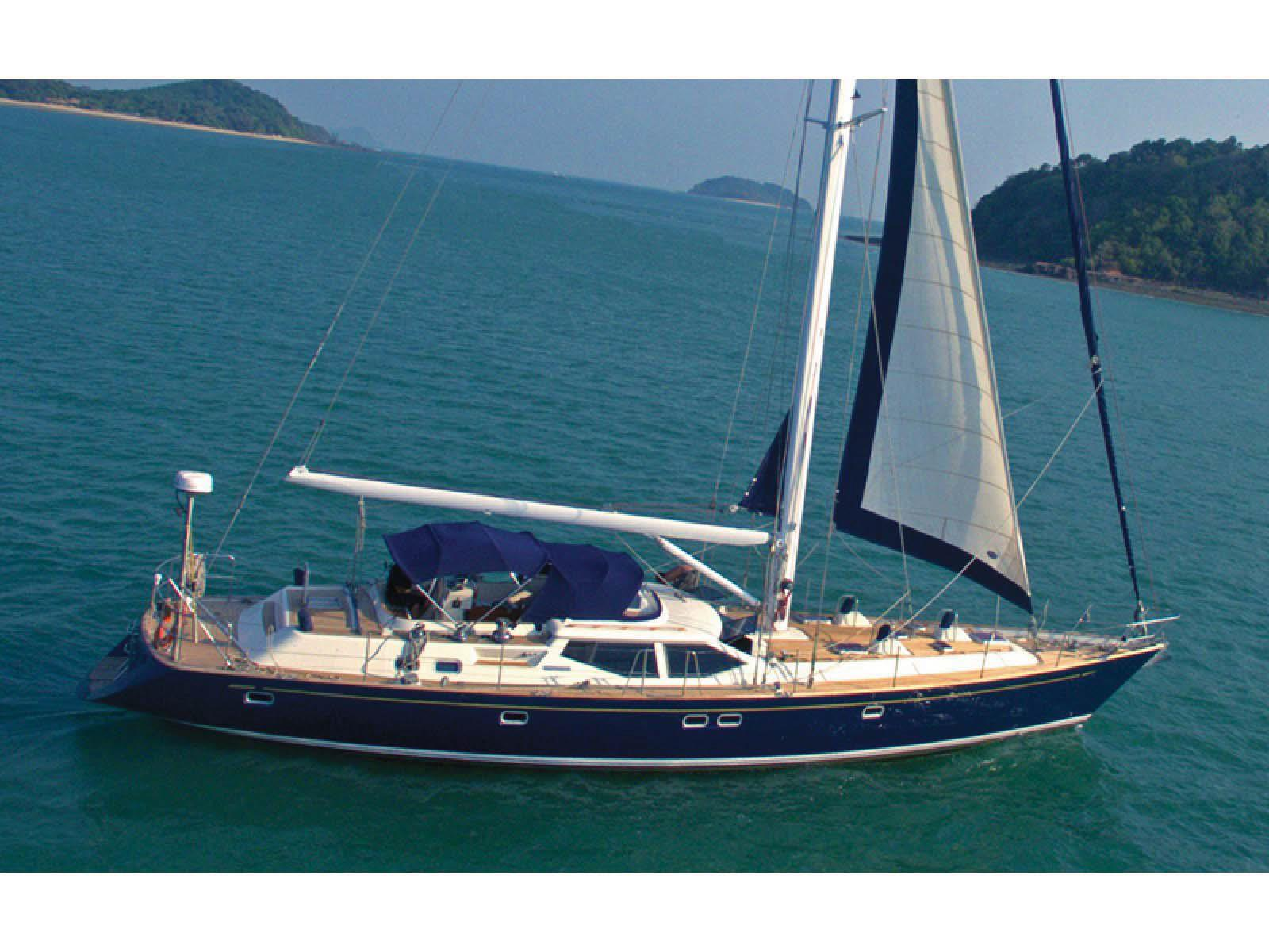 Oyster 61 OYSTER 61 FOR SALE