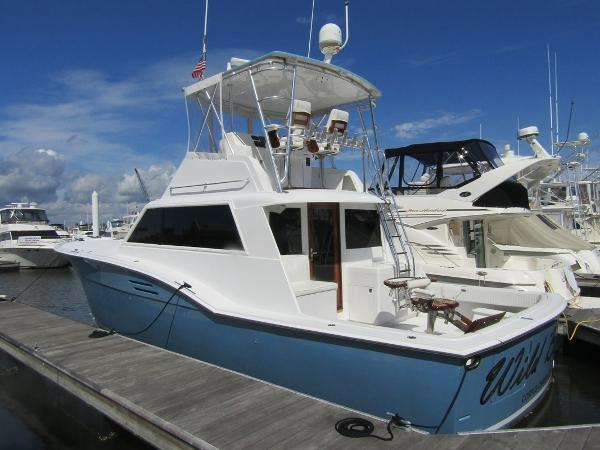 Hatteras 45' Custom Convertible Sportfish