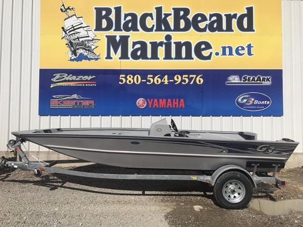 G3 Boats Gator Tough 18 SC DLX