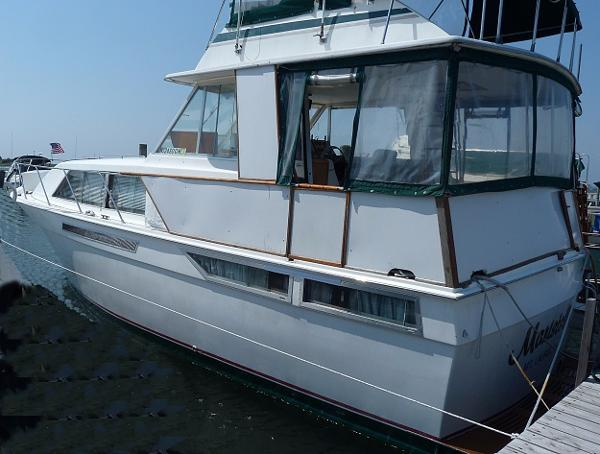 Pacemaker 40 Motor Yacht, DIESEL