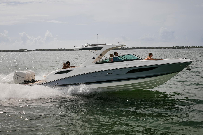 Sea Ray 350 SLX OB