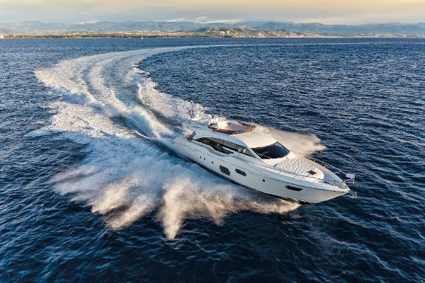 Ferretti Yachts 690 Manufacturer Provided Image: Ferretti 690
