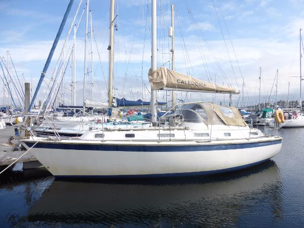 Westerly Seahawk 34 Westerly Seahawk