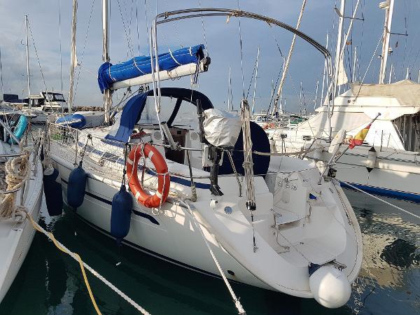 Bavaria 36 Cruiser Cockpit shower - Ducha en banera - Cockpit Dusche