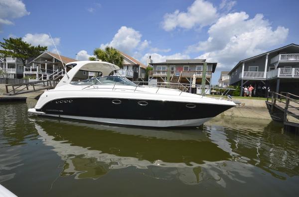 Chaparral 350 Signature OceanX Drives