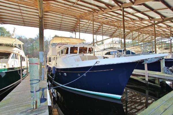 "Selene ""57"" Ocean Trawler THREE BELLES"