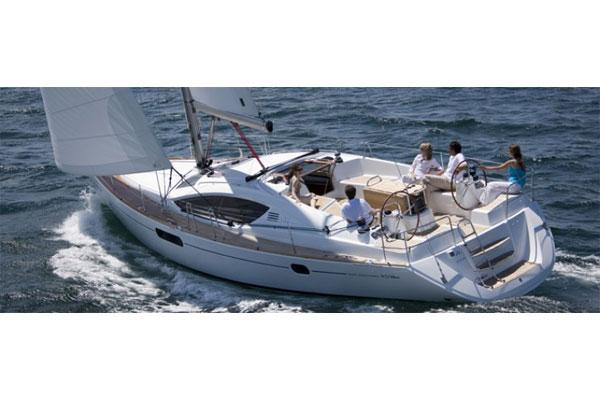 Jeanneau Sun Odyssey 45 DS Manufacturer Provided Image: Sun Odyssey 45 DS
