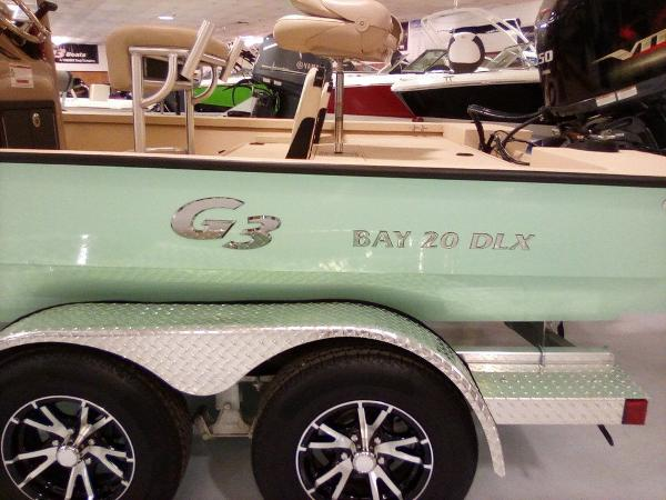 G3 20 Bay DLX