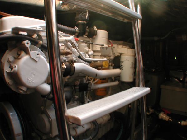 New Caterpillar Engines In 2004