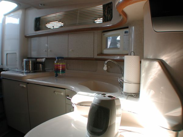 Port Side Galley